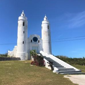 Catholic Church or launch pad