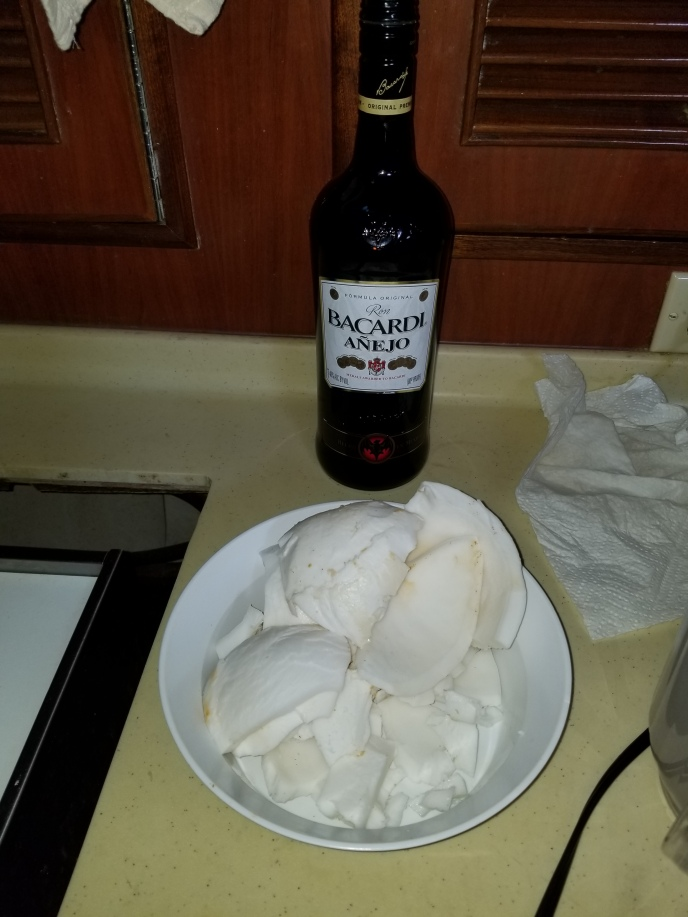 ho we make our coconut rum