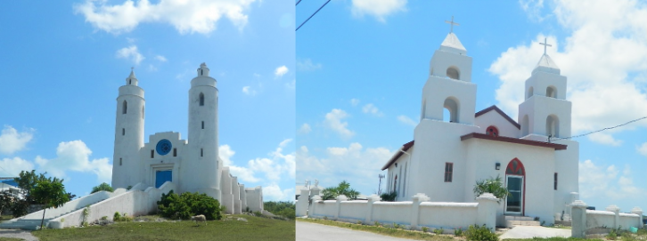 Long Island Churches built by Father Jerome