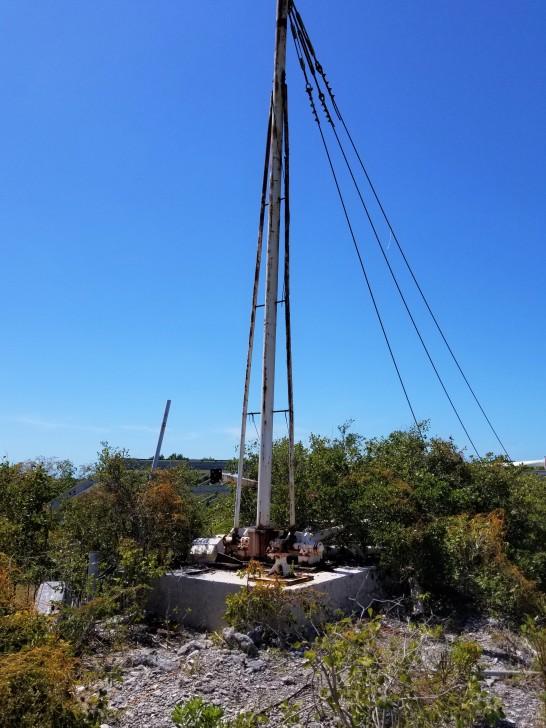 Wind turbine support