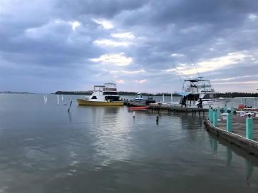 Glistening Bay marina