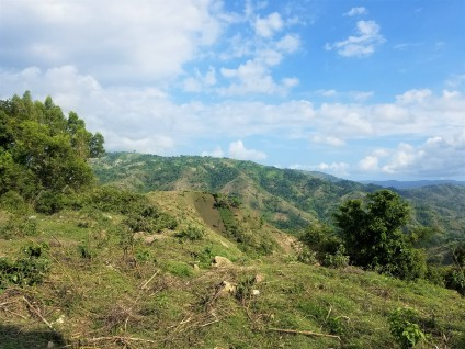 Over the mountain to Port Au Prince