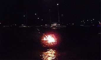 JN-27 Full Moon Fire ball - Trellis Bay