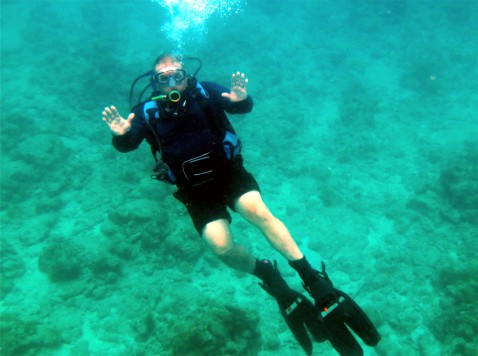 JN-27 Scuba Time at The Dogs - all good