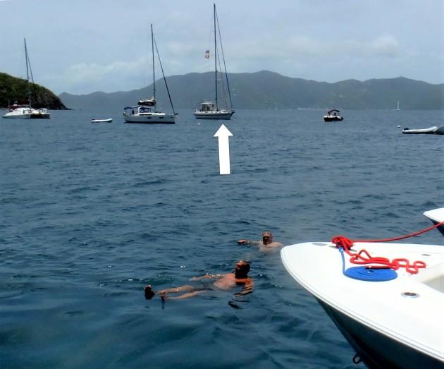 JUL-2e Willie Ts Cpt Brian and Joe swim..er