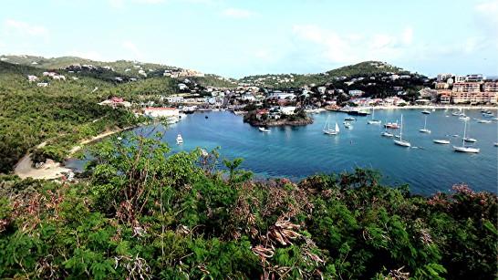 JUL-3d STJ Cruz Bay overlook