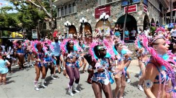 JUL-4 parade Dancers